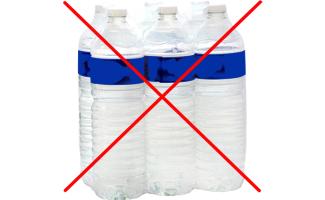 Stop au déchets plastiques